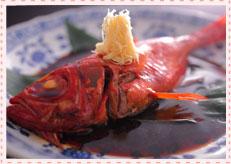 金目鯛料理イメージ