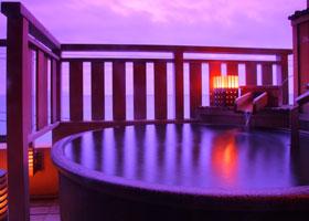海一望 10畳 陶器製 露天風呂付客室イメージ