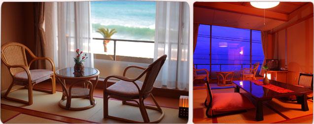 海一望10畳和室イメージ